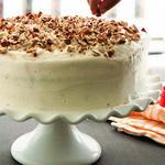 Торт с итальянским творожным кремом