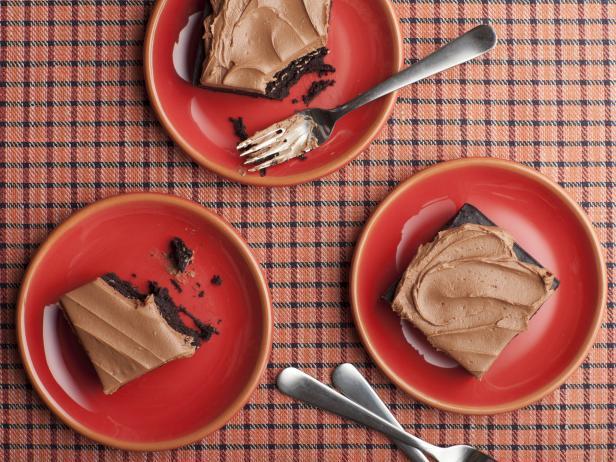 Фото Торт «Пища Дьявола»