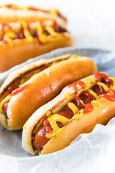 Фото Булочки для хот-догов в домашних условиях