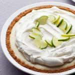 Замороженный лаймовый пирог