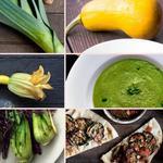 Рецепты из летних овощей
