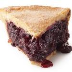 Закрытый вишневый пирог