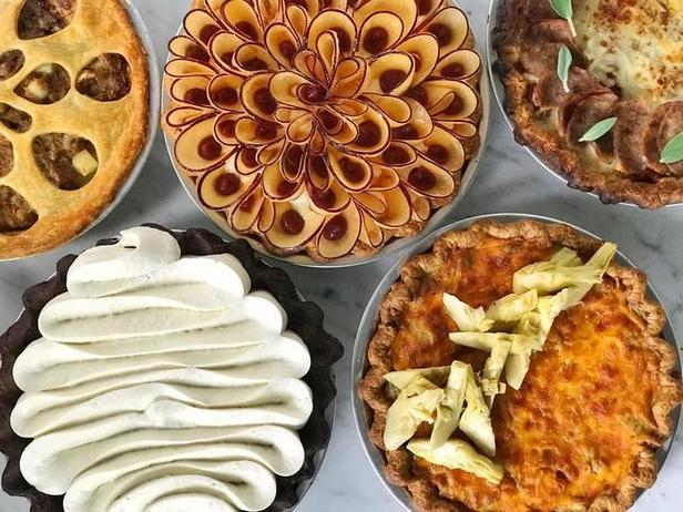 Фото Рецепты летних фруктовых десертов