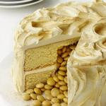 Торт-сюрприз «Горшочек с золотом»