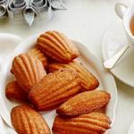 Печенье «Мадлен» на коричневом сливочном масле