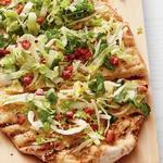 Летняя пицца на гриле