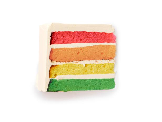 Фото Детский торт на День рождения