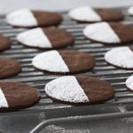 Шоколадное печенье «День и ночь»