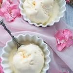 Мороженое из желтков и взбитых сливок