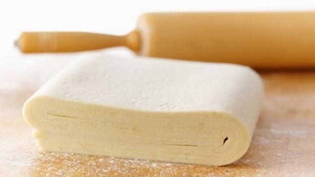 Фото Инвертное слоёное тесто или слоеное тесто наоборот