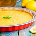 Лимонный тарт «Tarte au Citron»