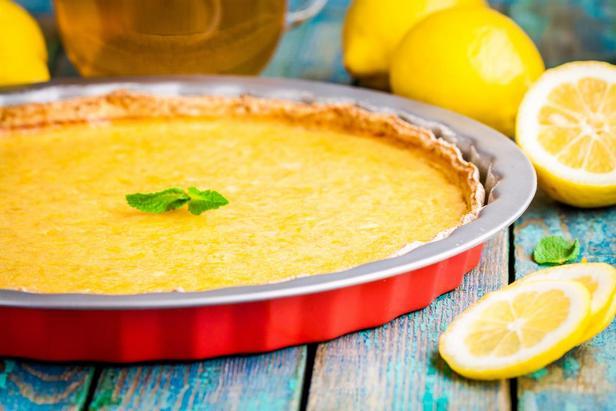 Фото Лимонный тарт «Tarte au Citron»