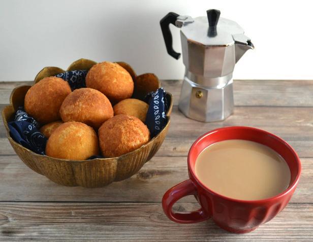 Фото Безглютеновые пончики Бунуэлос из Колумбии