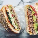 Цемитас – мексиканский сэндвич с рваной свининой