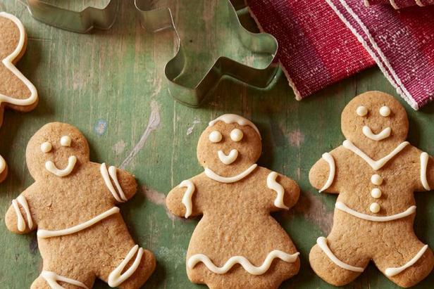 Фото Имбирное сахарное печенье