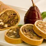 Бирнброт – швейцарский грушевый хлеб