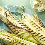 Идеальная кукуруза в початках на гриле с зелёным сливочным маслом