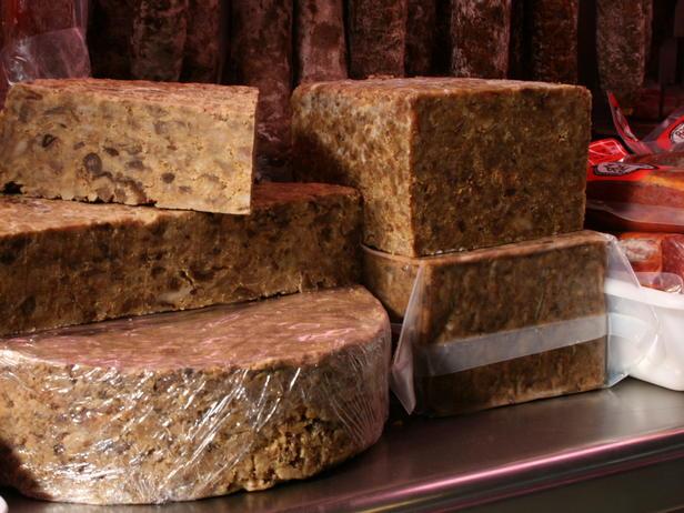 Фото Начинка для лепёшек из свинины «Чичаррон пренсадо»
