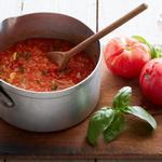 Томатный соус из перезрелых помидоров