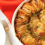 Идеальный хрустящий картофель