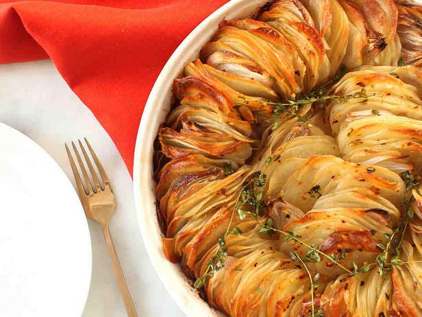 Фото блюда - Идеальный хрустящий картофель
