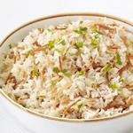 Плов из риса и вермишели
