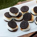 Печенье орео с маршмеллоу в духовке «Смор»