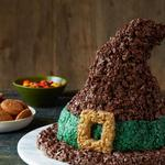 Хрустящее угощение «Ведьмина шляпа»
