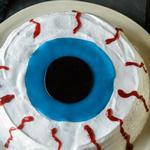 Торт с жидким центром «Глазное яблоко»