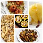 Осенние рецепты блюд из сезонных овощей и фруктов