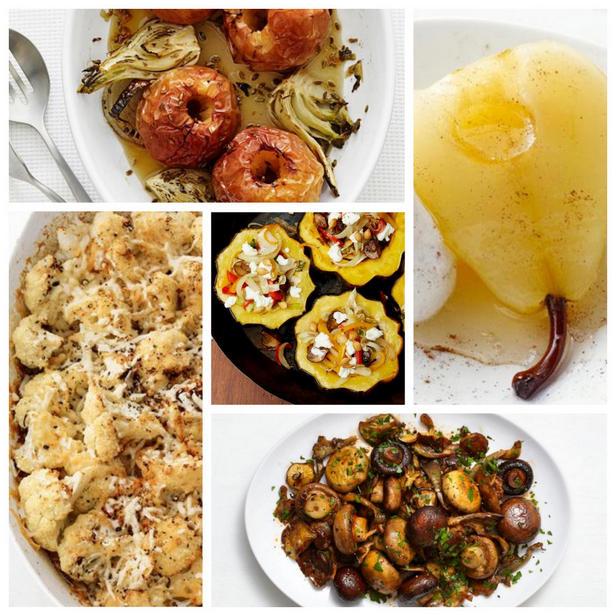 Фото Осенние рецепты блюд из сезонных овощей и фруктов