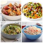 Рецепты салатов для пикника на природе