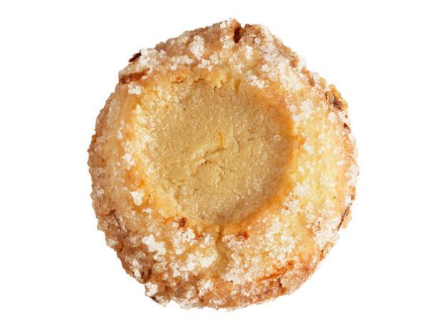 Фото Печенье с лимонной цедрой