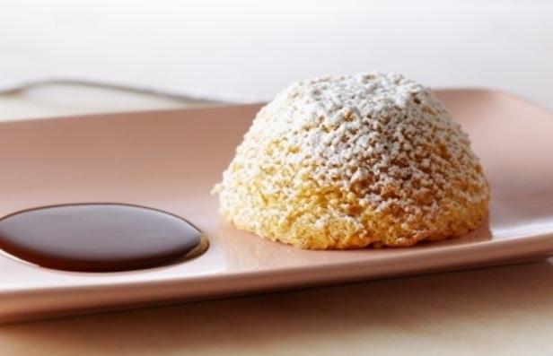 Фото Безглютеновые кексы с ганашем