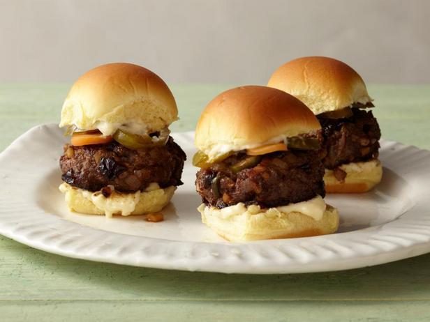 Фотография блюда - Слайдер-сэндвичи Пикадильо