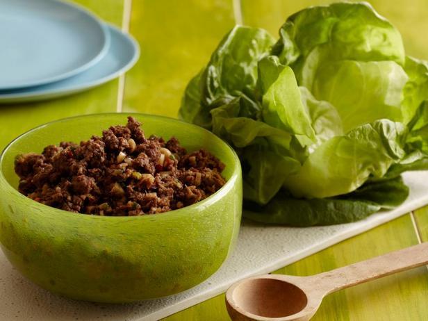 Фотография блюда - Врапы с говядиной по-азиатски