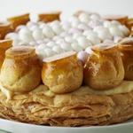 Торт Сент-Оноре - классический