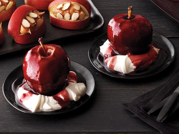 11. Яблоки, припущенные в вине.