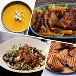 Осенние блюда для приема гостей