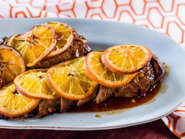 Фото блюда - Медальоны из свинины