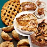 Лучшие рецепты яблочного пирога