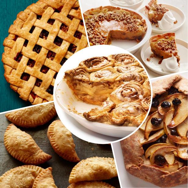 Фото Лучшие рецепты яблочного пирога