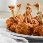 Куриные чупа-чупсы