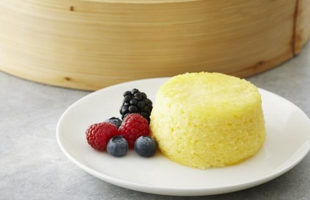 Фото Лимонное суфле в пароварке