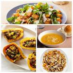 Рецепты блюд с мускатной тыквой