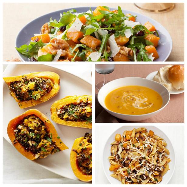 Фото Рецепты блюд с мускатной тыквой