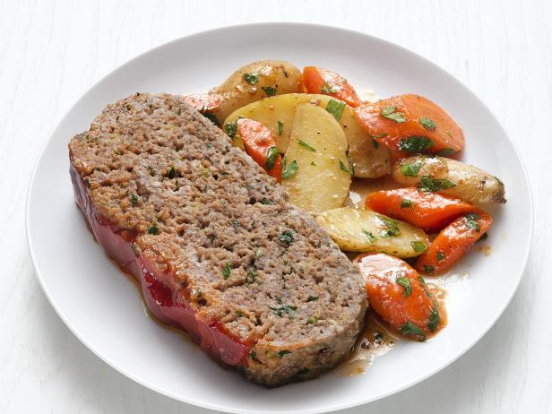 Фото Американский мясной хлеб (Митлоф) в медленноварке