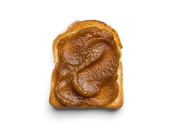 Фотография блюда - Домашнее яблочное масло (повидло)
