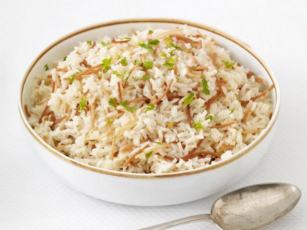 Фото блюда - Плов из риса и вермишели