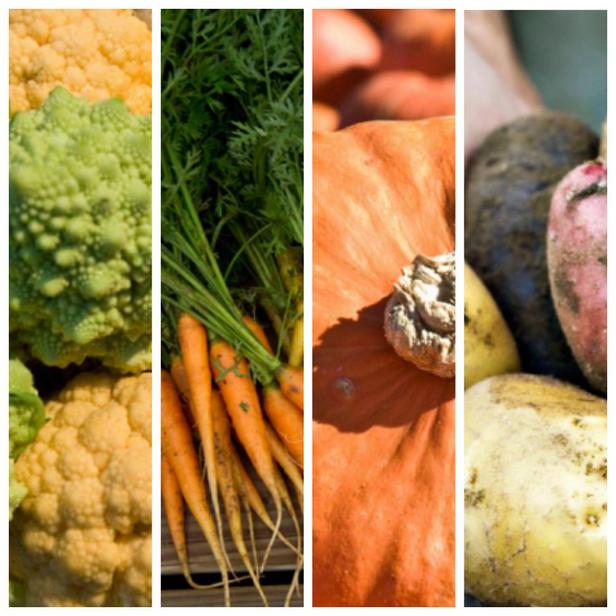 Фото Рецепты из свежих осенних овощей